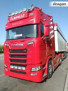 To Fit New Gen 2017+ Scania R And S Series High Roof Bar + Leds + Spots + Beacons