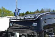 To Fit New Generation 2017+ Scania R And S High Cab Roof Light Bar + Spots + Leds