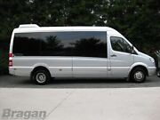 To Fit 2006+ Mercedes Sprinter Crafter 16 Inch Dual Wheel Trims Covers Sleeves