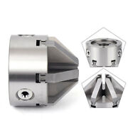 4 6-claw 100mm Self-centering Lathe Chuck Cnc Milling Drilling Individual Jaws