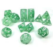 Dice And Gaming Accessories 15-set Dryad's Grove