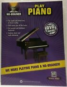 No-brainer Play Piano We Make Playing Piano Dvd Inside