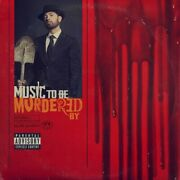 Eminem - Music To Be Murdered By [new Vinyl Lp] Explicit Colored Vinyl