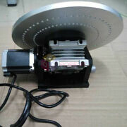 Hy-e300 360-degree Electric Rotary Table For Marking Machine Engraving Machine