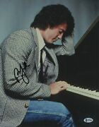 Billy Joel Signed The Stranger 'movin' Out' Autographed 11x14 Photo Bas Coa 4