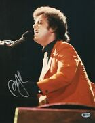 Billy Joel Signed The Stranger 'movin' Out' Autographed 11x14 Photo Bas Coa 3