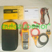 For Fluke 381 Remote Display True Rms High Voltage Clamp Ammeter