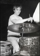 The Who Poster Page . 1964 Keith Moon And Premier Drum Kit . R3