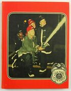 San Diego Fire Department Ca California 1976 Firefighter History Year Book