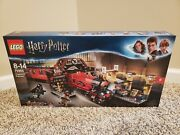 New Sealed Lego Harry Potter Hogwarts Express 75955 In Hand Free Shipping
