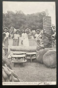 1921 Fiji Paqueboat Real Picture Postcard Cover To Buenos Aires Argentina