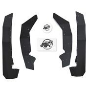 Mudbusters Mud-lite Combo Kit For Can-am Maverick Sport - Front And Rear Fenders