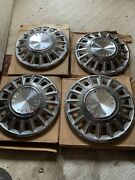 Nos 1968 Mustang Wheel Covers Set Of 4