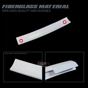 For Honda Civic Ep3 Ty-r Frp Frp Rear Spoiler Wings Addon Lip Fit Oe Wing Only