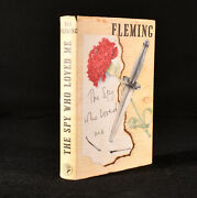 1962 The Spy Who Loved Me Ian Fleming First Edition First Impression James Bond