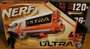 Nerf Ultra Four Blaster Includes 4 Official Nerf Darts