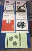 1988 Gmc Truck Medium Duty Owners Manual And Maintenance Schedules Allisons 8.2 L