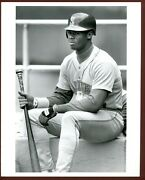 Ken Griffey Jr Seattle Mariners 1991 The Sporting News Collection Type 1 Photo