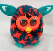 Furby Boom Hasbro {red Stars/blue-green Body} Tested Works Great 2012