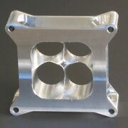High Velocity Heads Ss4150-2alw 2 Tall Aluminum Super Sucker Carb Spacer New