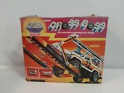 Vintage 1985 Galoob Power Machines Cross Boss - Like New With Box And Instructions
