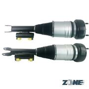 2 Pc Air Suspension Shock For Mercedes Benz W205 Front Left And Right New