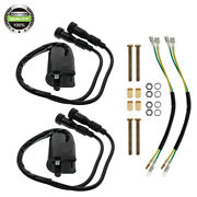 Replace 21121-060 Ignition Coil Set For Points And Electronic Ignition Systems