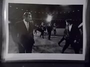 Jim Marshall Photo Of The Beatles At Candlestick Park 2  8 X 10