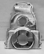 Chevy Ls Billet Timing Cover - Will Drive A Fuel Pump And Or A Mag. Or Dist.