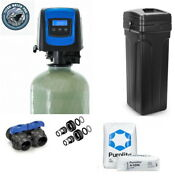 Whole House Nitrate Reduction Water Filter And Water Softener System 1252 - 2cf