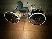 Franklin Mint 1896 Henry Ford Quadricycle 16 Scale Diecast Model First Ford Car
