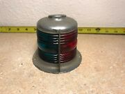Antique Nav Light Assembly Perko