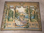 Sale 53andrdquox66andrdquo Versailles Tapestry Wall Hanging Tapestry From Belgium