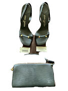 100 Authentic Louis Vuitton Small Bag And Size 37us 7 High Heels