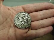 Amazing Moveable Challenge Type Coin Removeable Sword Rare Not Disney Crafted