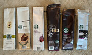 Lot Of 74 Empty Starbucks Coffee Bags - French Roast