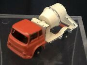 Vintage Budgie Model Die-cast Cement Mixer Made In England