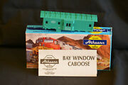 Athearn 1291 Bw Caboose Kit New Your Central System Nyc 24524 Ho Gauge Railroad