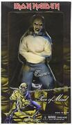 Neca Iron Maiden Clothed 8 Figure Piece Of Mind Action Figure