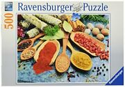 Ravensburger Colorful Spice Table Jigsaw Puzzle 500 Piece