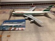 Rare Big Bird Your Craftsman 1400 Cathay Pacific With Uk Flags B747-300 Vr-hii