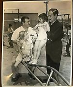 Abbott And Costello Insanely Rare Mid-1950's Vintage Studio Over-sized Photograph