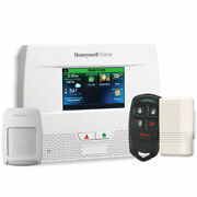Honeywelland039s Lynx Touch L5210pk All-in-one Home And Business Alarm Control System
