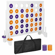 3and039 Giant Board Game For Adults Kids Family Yard Events 4 In A Row Indoor Outdoor