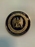 Nsa National Security Agency E2 M2 Directorate Enterprise Mgmt Mission Mgmt Coin