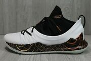 56 Under Armour Stephen Curry 5 Copper Mens Sz 13 3021708-101 Basketball Shoes