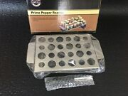 Grill Shop Prime Jalapeno Pepper Roaster Grill Rack And Corer Tool Large 24 New