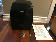 Kimberly Clark Professional Manual Touchless Paper Towel Dispenser Black New