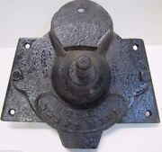 The Swift Mill Antique Cast Iron Old Heavy Duty Industrial Farm Grinder Tool