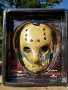 Neca Friday The 13th V A New Beginning Jason Voorhees Hockey Mask Prop Replica
